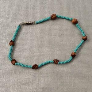 Jewelry - Beaded bracelet or anklet.